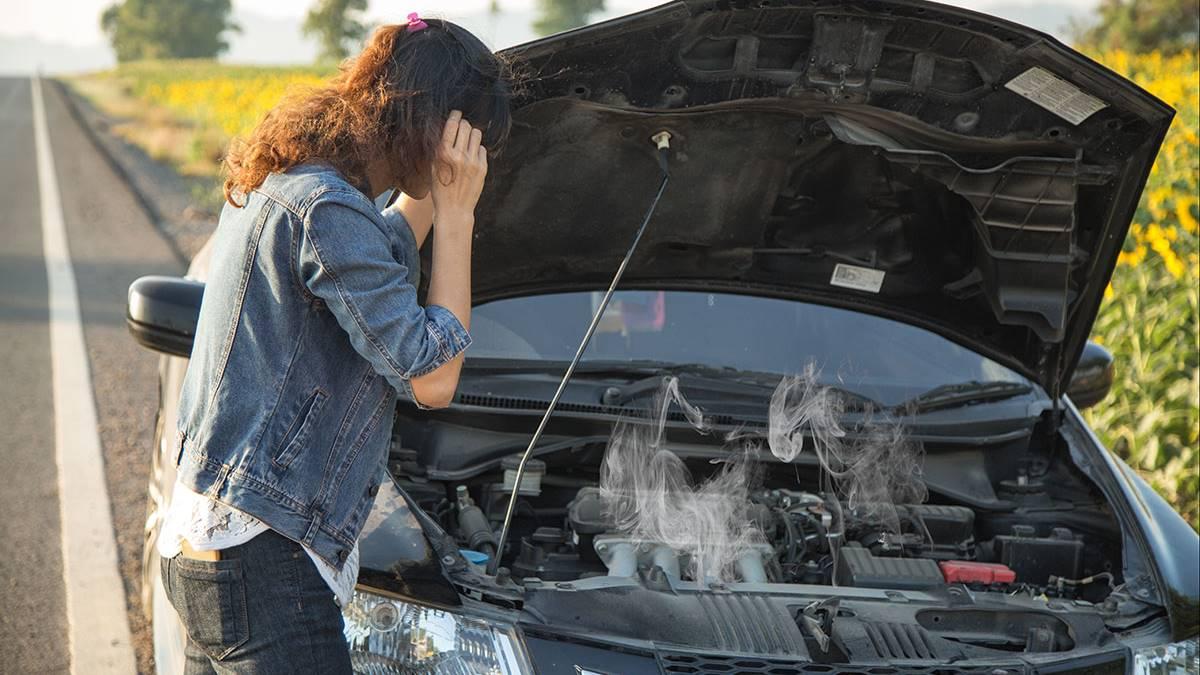 Hati Hati Jika Mesin Mobil Overheat