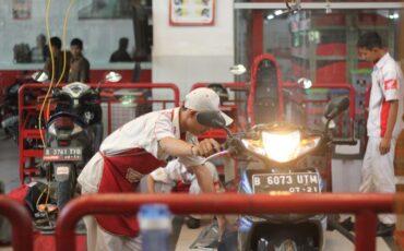 Merawat Motor Matic